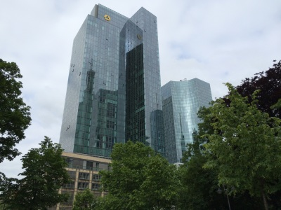 Commerzbank-Tower in Frankfurt am Main.